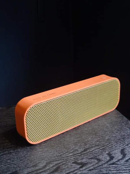 Soft Coral Bluetooth Speaker Image