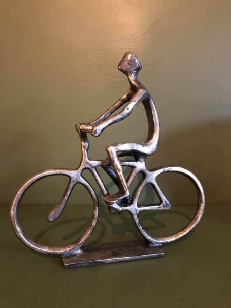 Aged Bronze Cycle Image